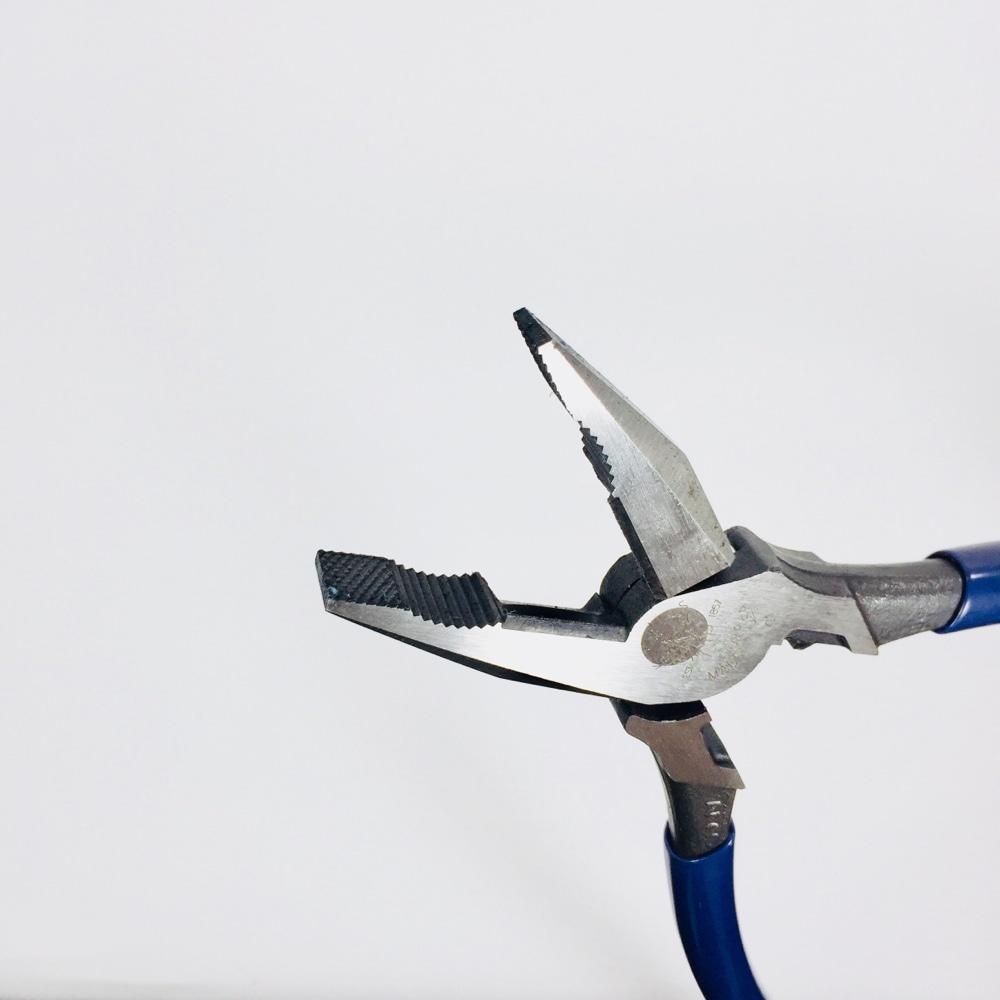 ジェフコム クラインツールペンチ KL12098