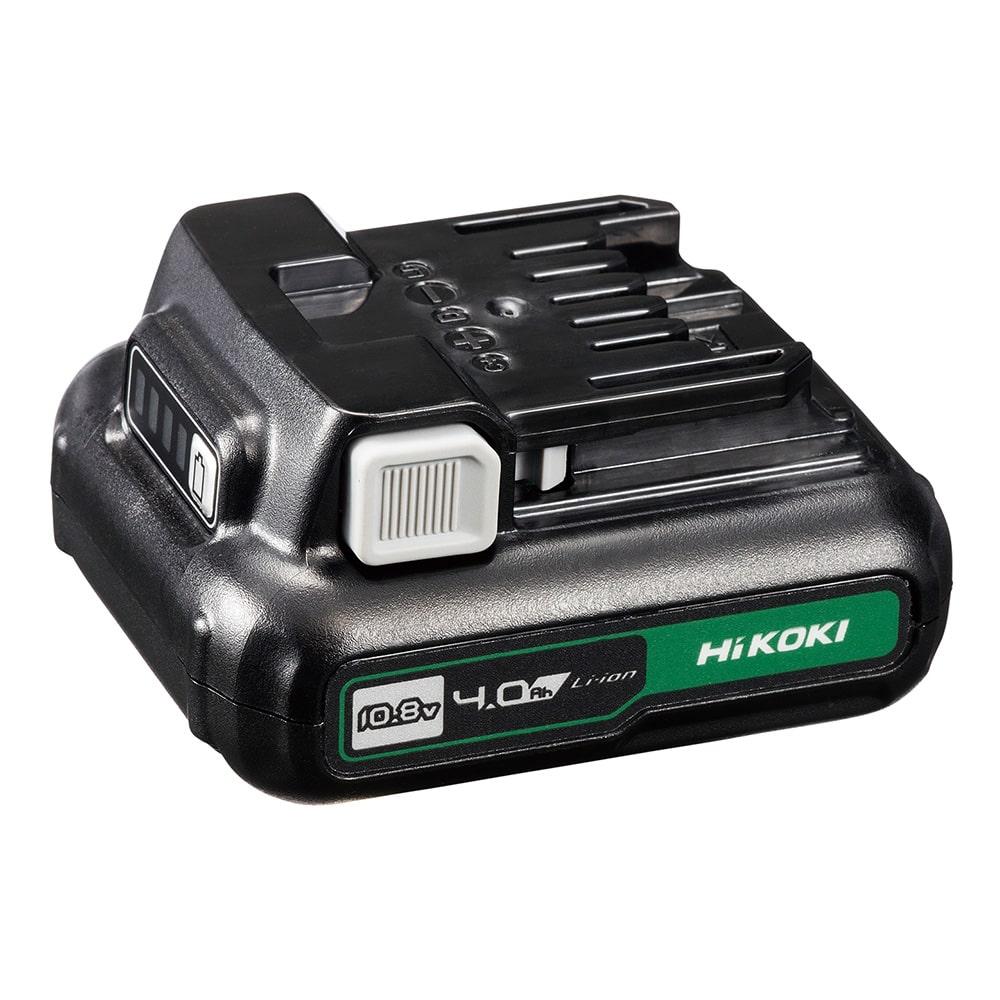 【ネット限定事前予約210609】HiKOKI 10.8V 設備セットVer,2 充電池2個付