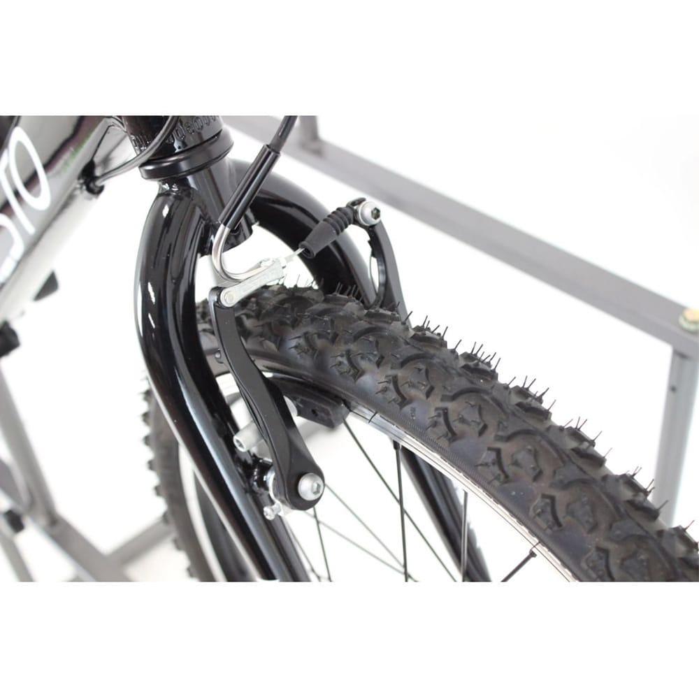 【ネット限定事前予約210609】【自転車】《ホダカ》NESTO X-VALLEY KID24 クロスバレーキッド 24型 7段 ブラック