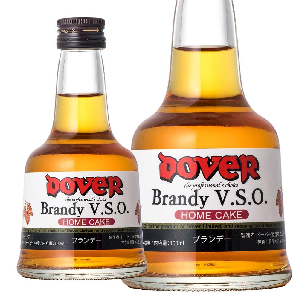 ドーバー ブランデー VSO 100ml 【別送品】