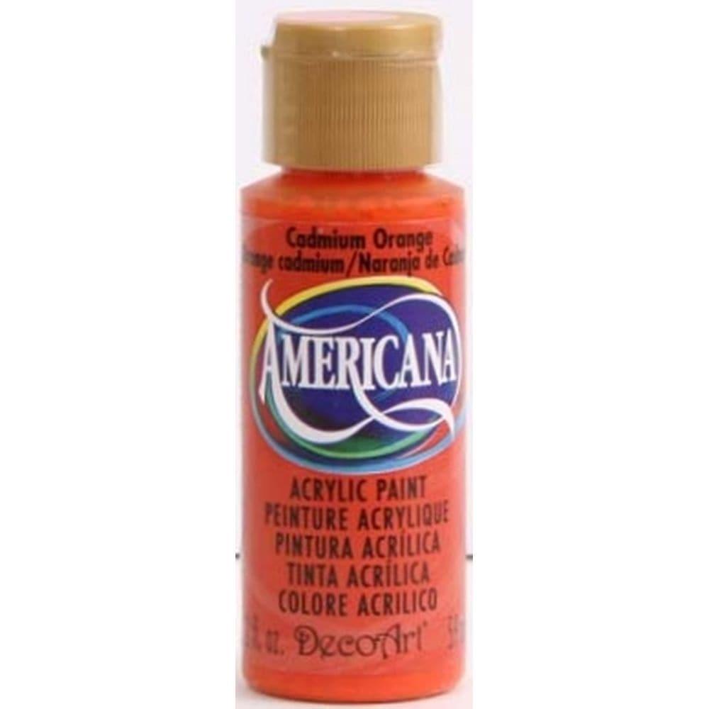 アメリカーナDA14 カドミウムオレンジ