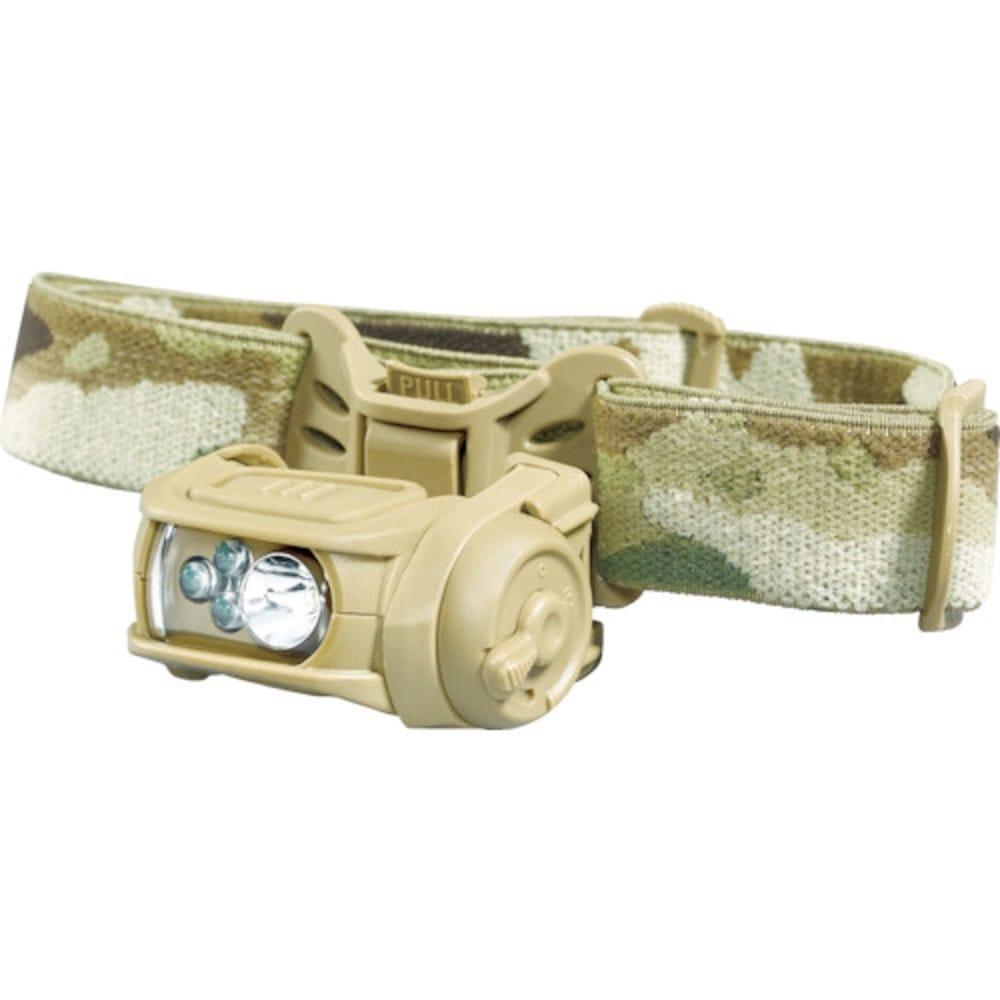 ▲PRINCETON LEDヘッドライト REMIXPRO RBI MC