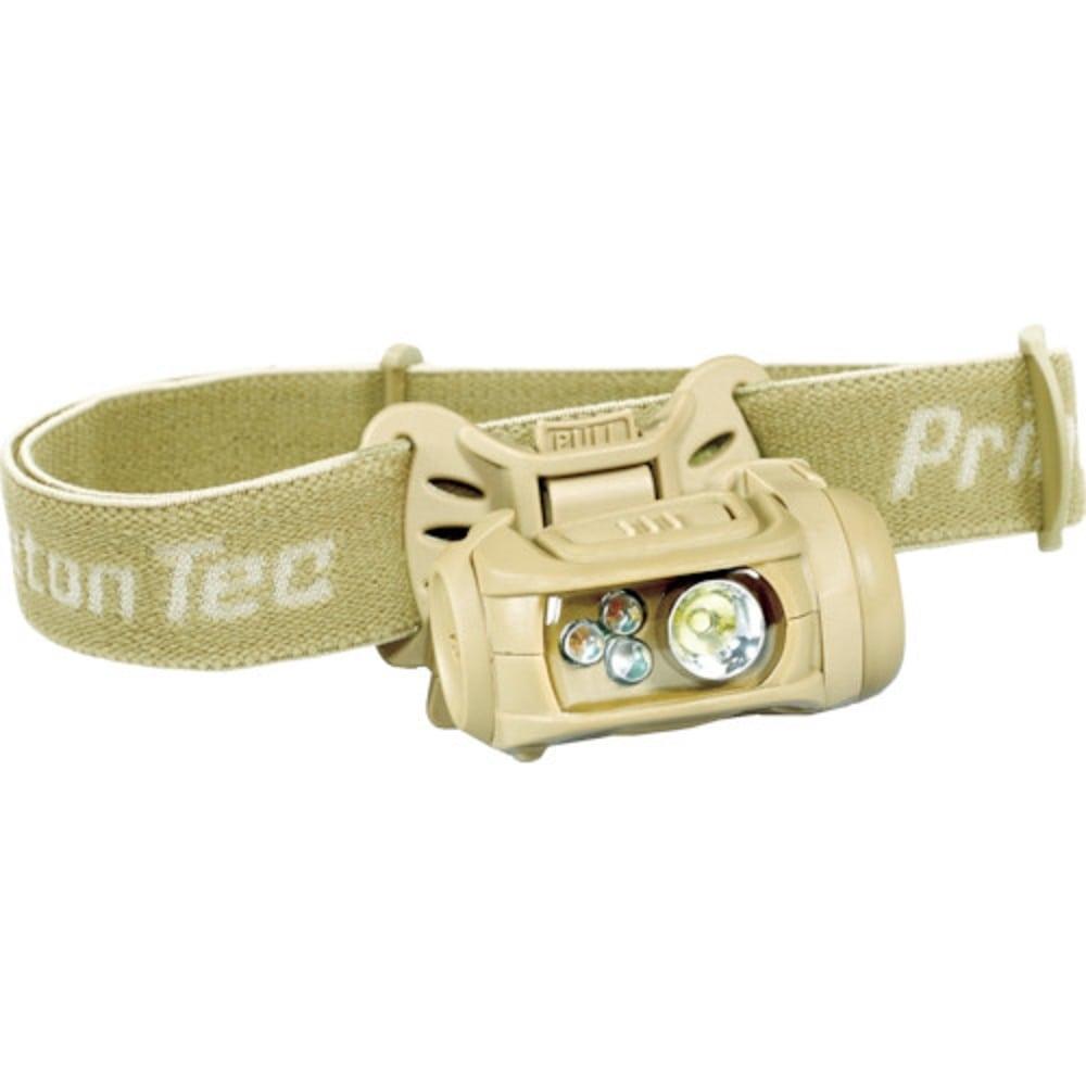 ▲PRINCETON LEDヘッドライト REMIXPRO RBI TAN