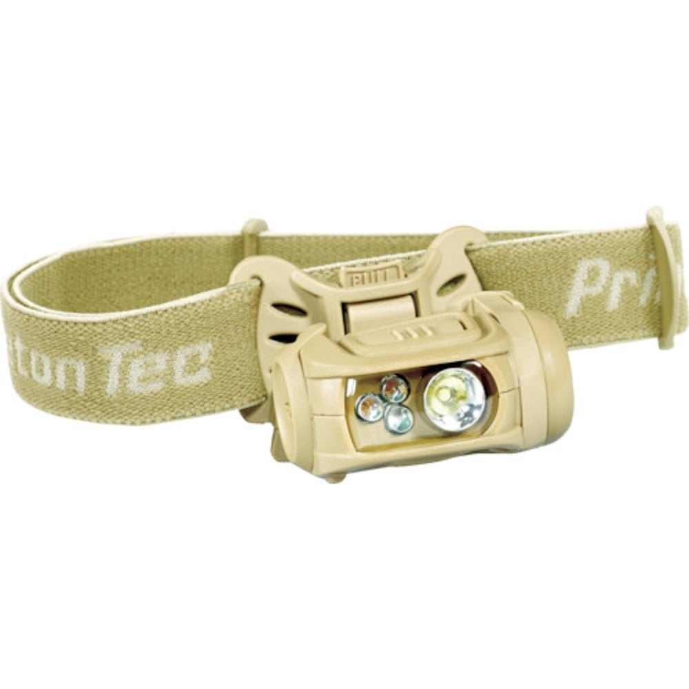 ▲PRINCETON LEDヘッドライトREMIXPRO MPLS RGI TAN