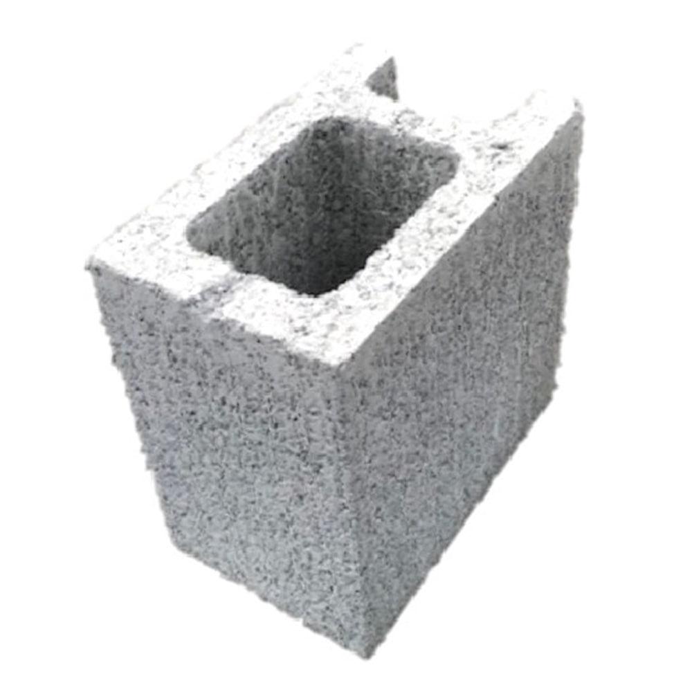 【店舗限定】重量ブロック 12cm 1/2コーナー
