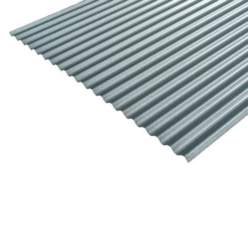 【店舗取り置き限定】ガルバリウム波板 8尺 0.25厚