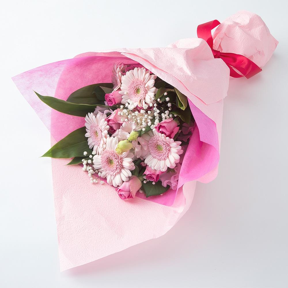 お祝い用花束/ピンク NO.11【別送品】【要注文コメント】