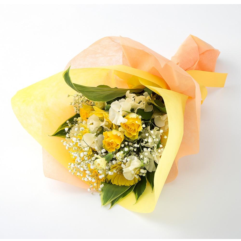 お祝い用花束/イエロー NO.14【別送品】【要注文コメント】