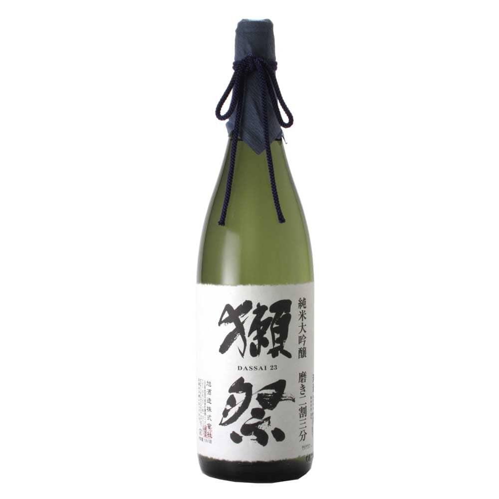 【数量限定・ネット限定】獺祭 純米大吟醸 磨き二割三分 1800ml【別送品】