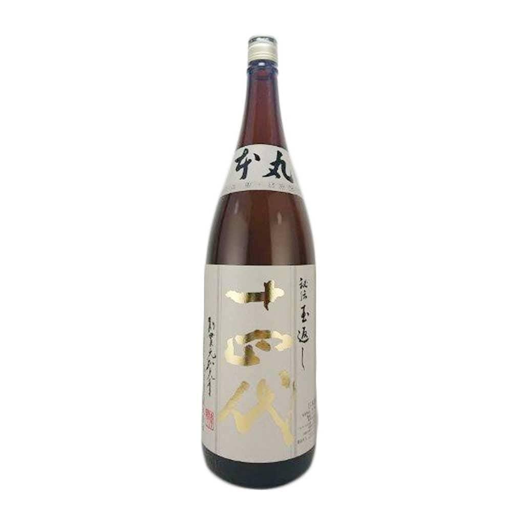 【数量限定・ネット限定】十四代 特別本醸 本丸 1800ml【別送品】
