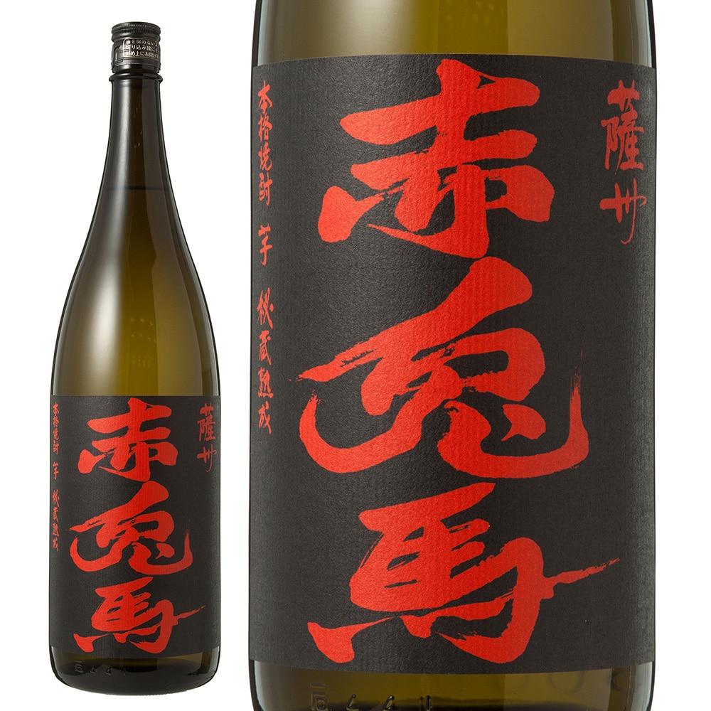 赤兎馬 芋 瓶 25度 1800ml