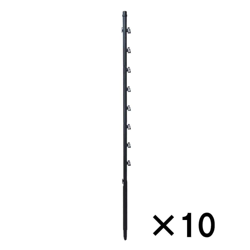 タイガーアニマルポールFRPロング TAK-PFI002×10本[4541175110454×10]