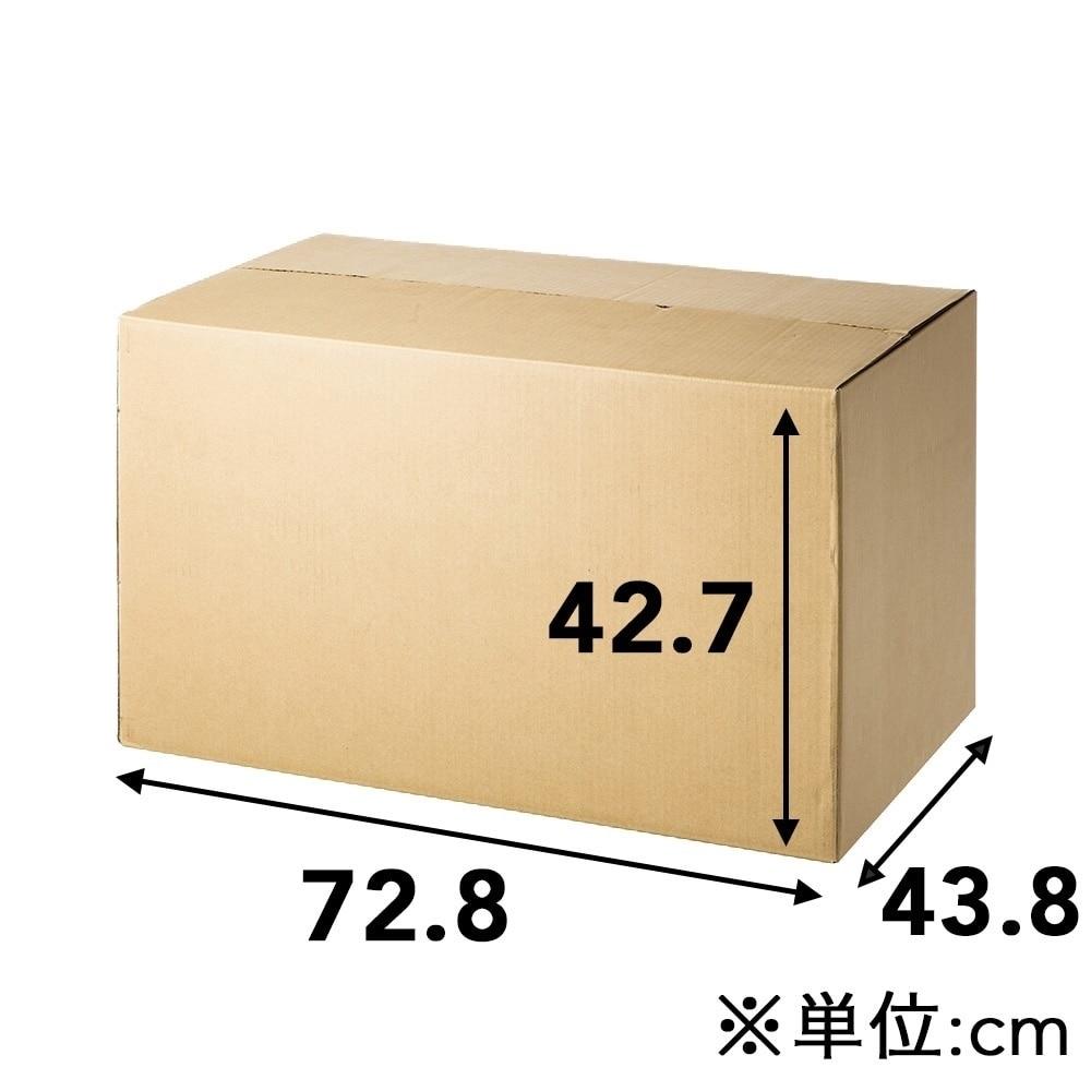 【5枚セット】160サイズ 高さ調節できる段ボール 3L×5枚[4549509173038×5]