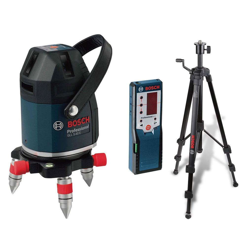 レーザー墨出し器セット GLL5-40ESET
