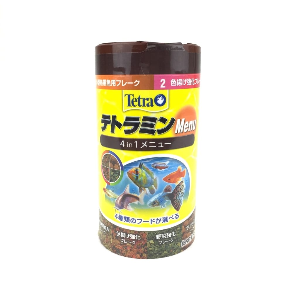 【店舗限定】テトラ テトラミンメニュー 95g
