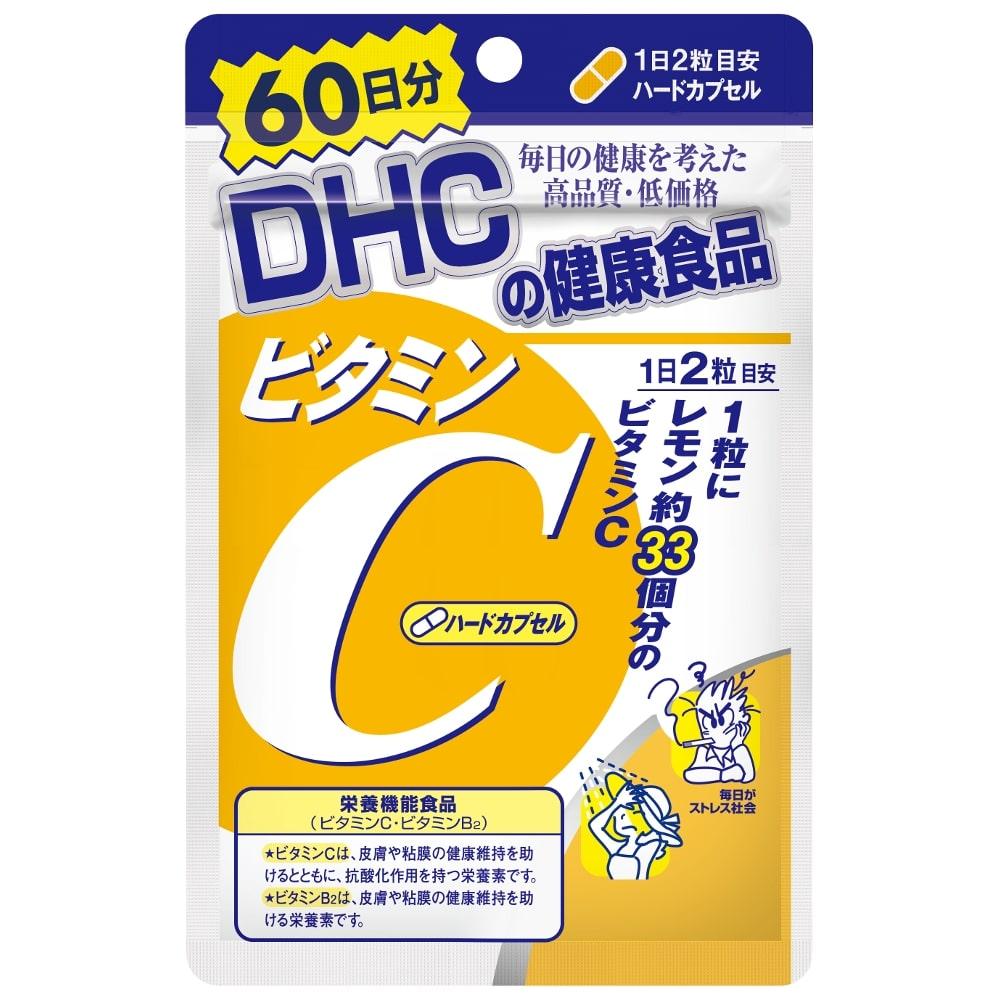 DHC ビタミンC 60日分 袋120粒
