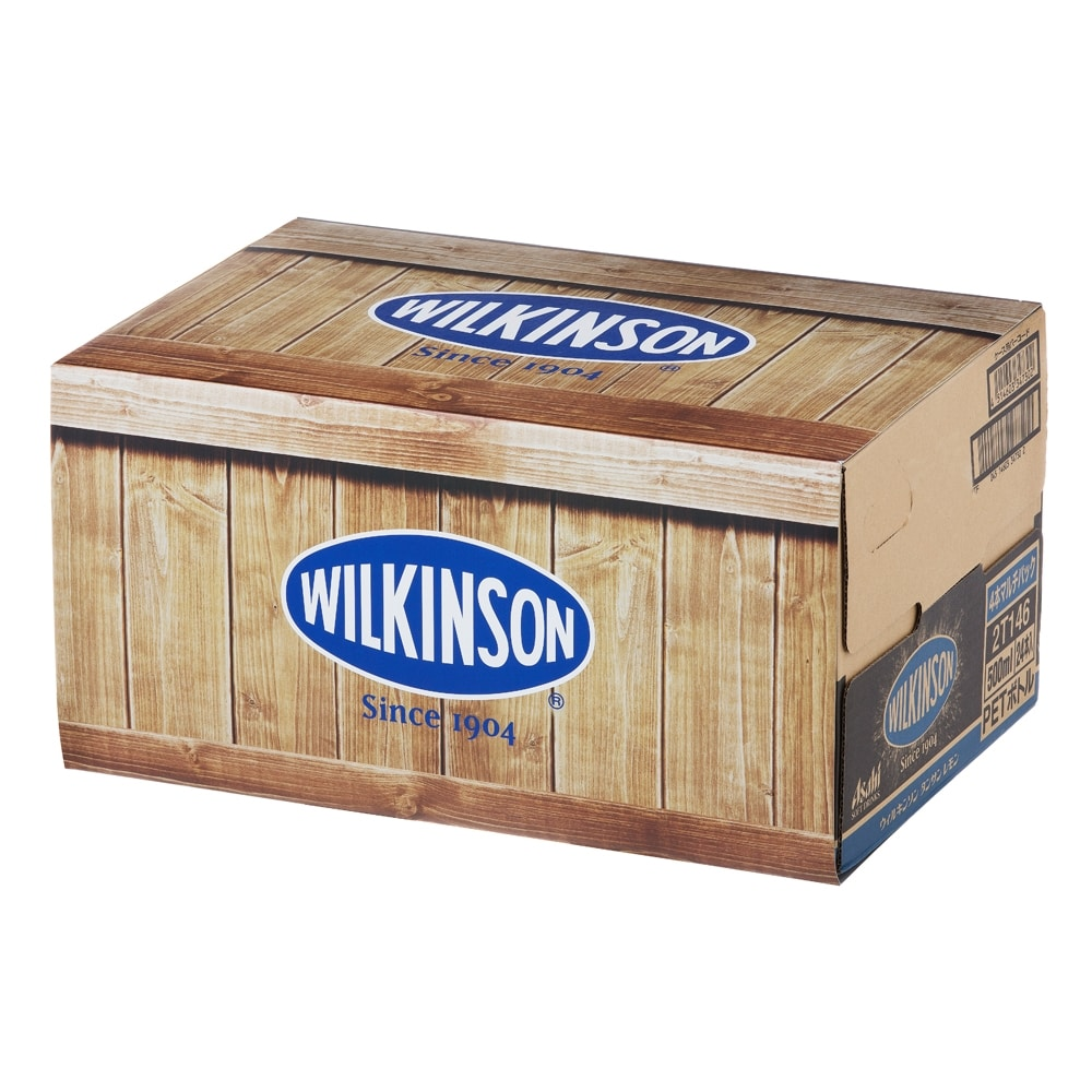 ウィルキンソン タンサン 炭酸水 レモン ペット 500mlx24本