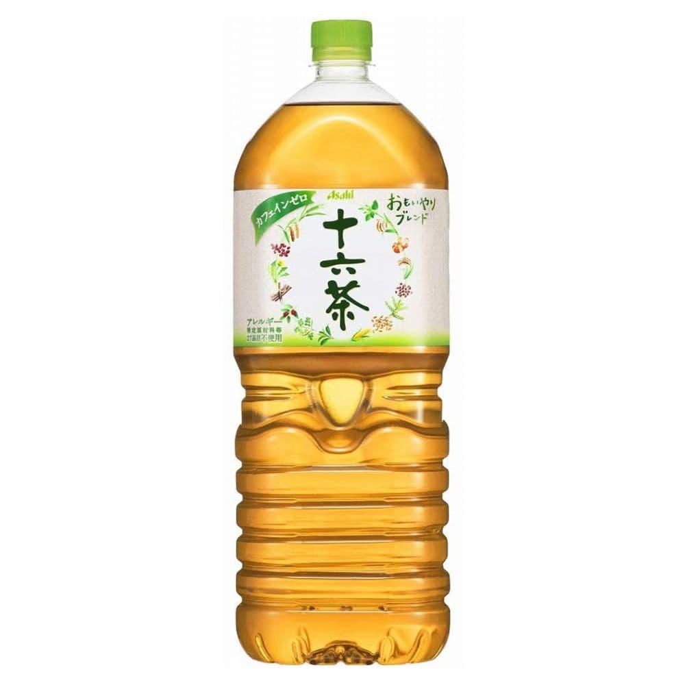 【ケース販売】アサヒ飲料 十六茶 2L×6本