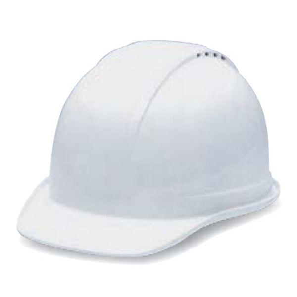 建設用ヘルメット SS16V シロ