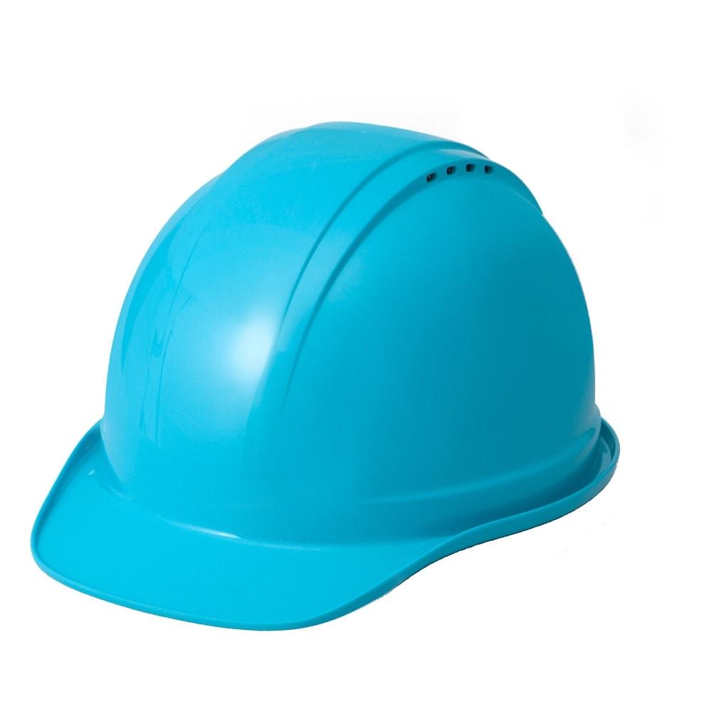 建設用ヘルメット SS16V スカイブルー