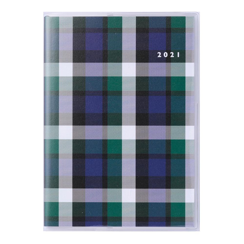 高橋書店 4月始まり手帳(692)メルクレール2 A6
