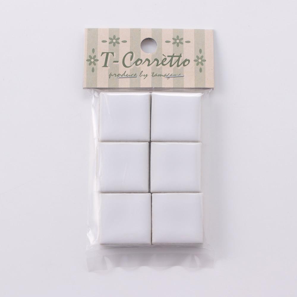 T−コレット 25Kー01 ホワイト