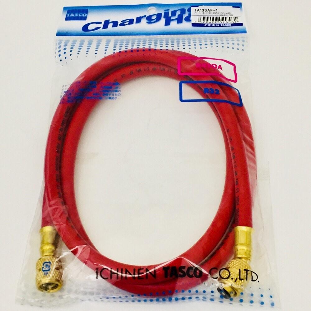 チャージホース(R410A)150cm赤