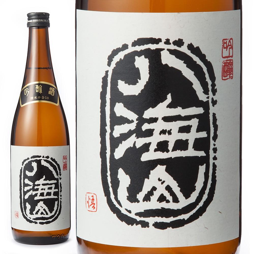 八海山 吟醸 瓶 720ml