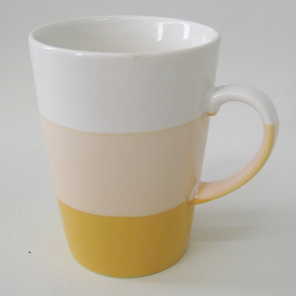 マグカップ スリートン(オレンジ) 250ml