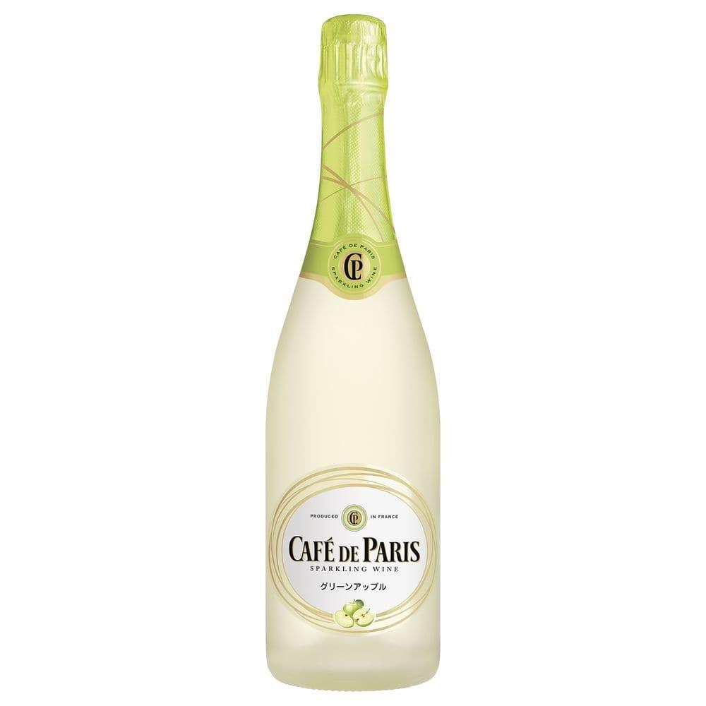 カフェ・ド・パリ ブラン ド フルーツ グリーンアップル 瓶750ml