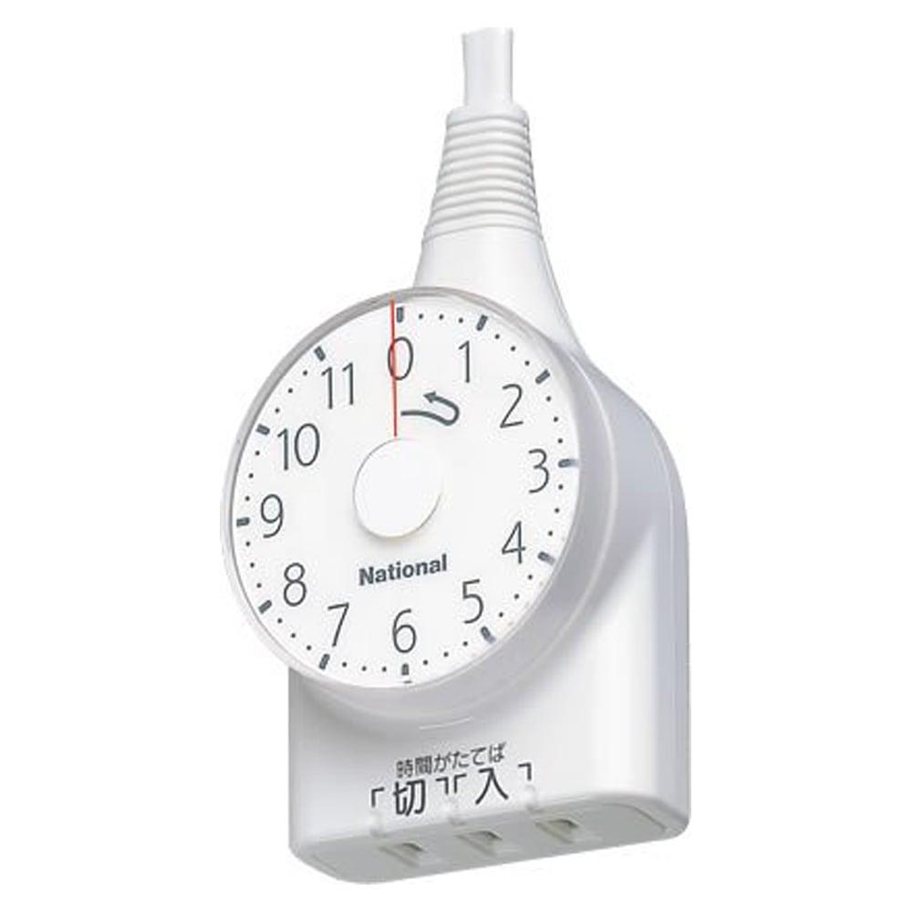 パナ タイマー11時間型WH3111WP コード付