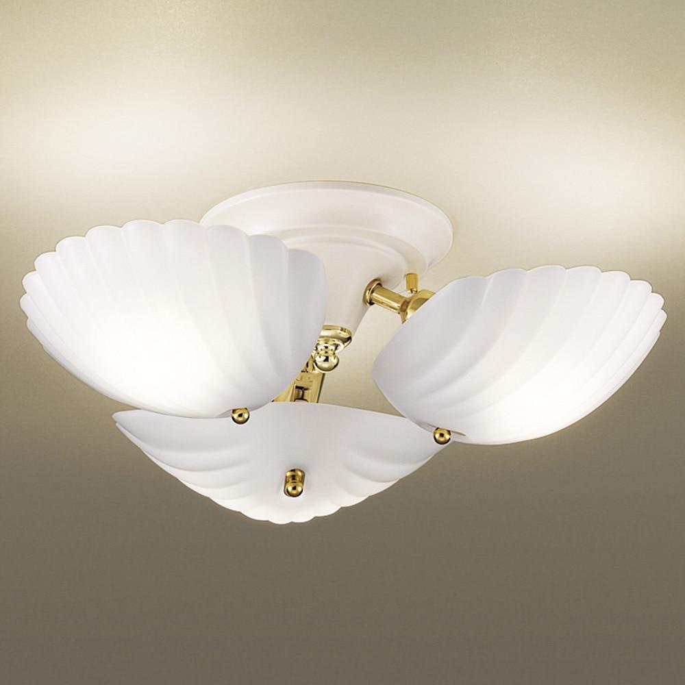 パナソニック シャンデリア30形×3電球色 LGB57366K