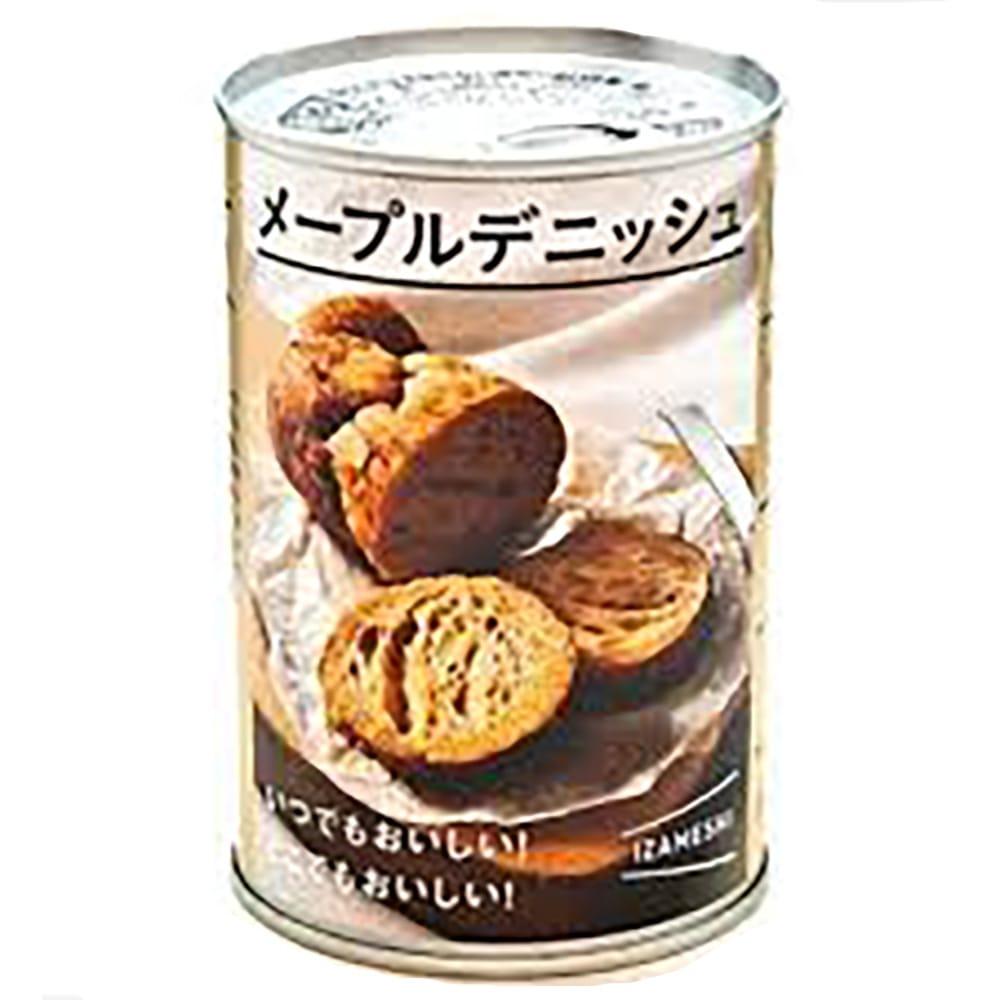 缶詰 パン メープルデニッシュ