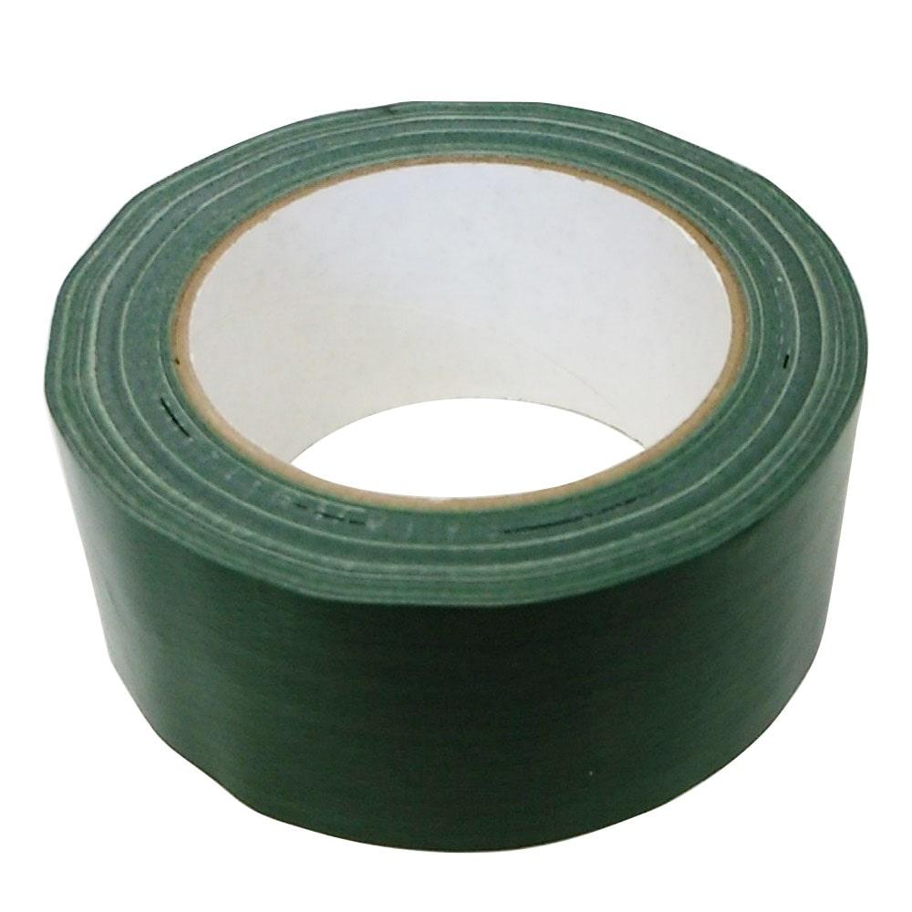 カラー布テープ 緑 50mm×25m