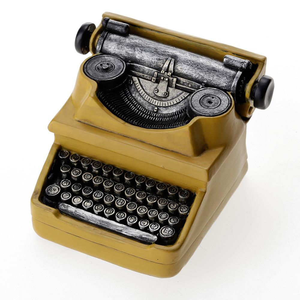 【trv・数量限定】マネーボックス タイプライターB 10.2X9.8X7.5cm