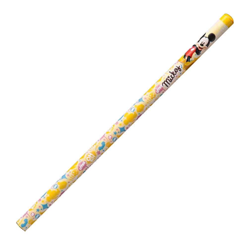 ディズニー 鉛筆 B ミッキー