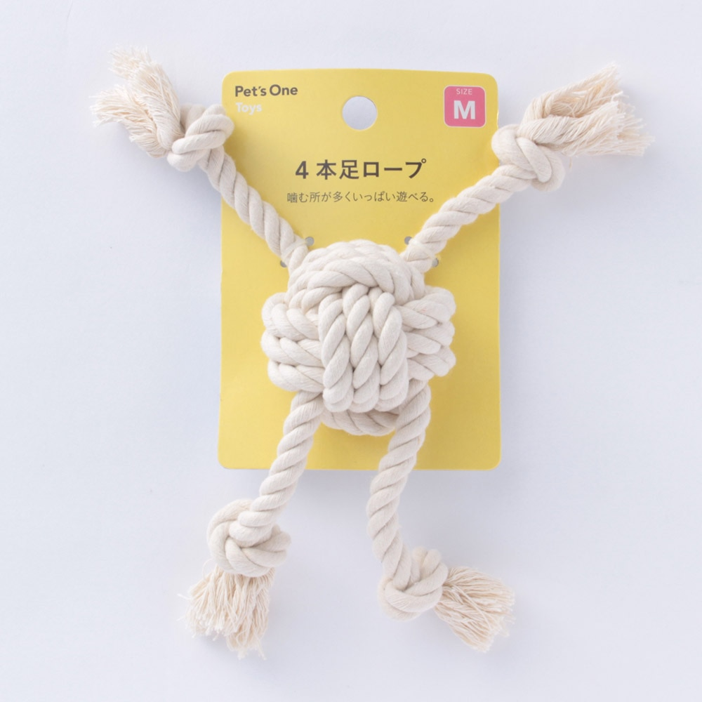 4本足ロープ M
