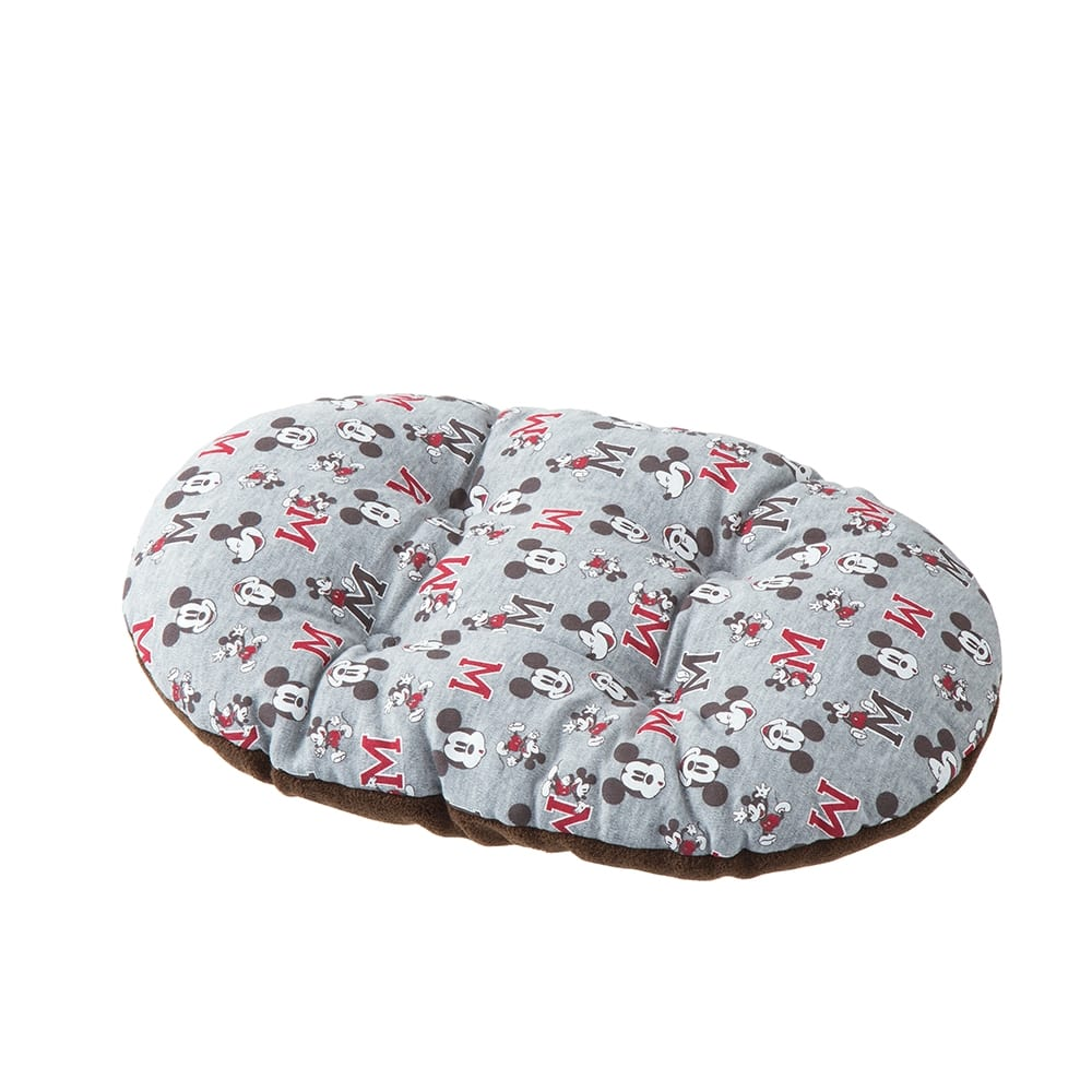 プラスチックベッド用クッション ミッキーマウス M
