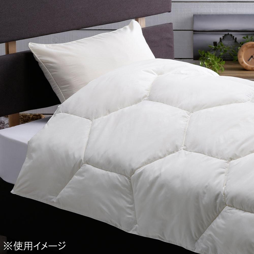 掛け布団 ミルフィー 温度調整 ダブル 190×210(ダブル): 布団・枕・寝具