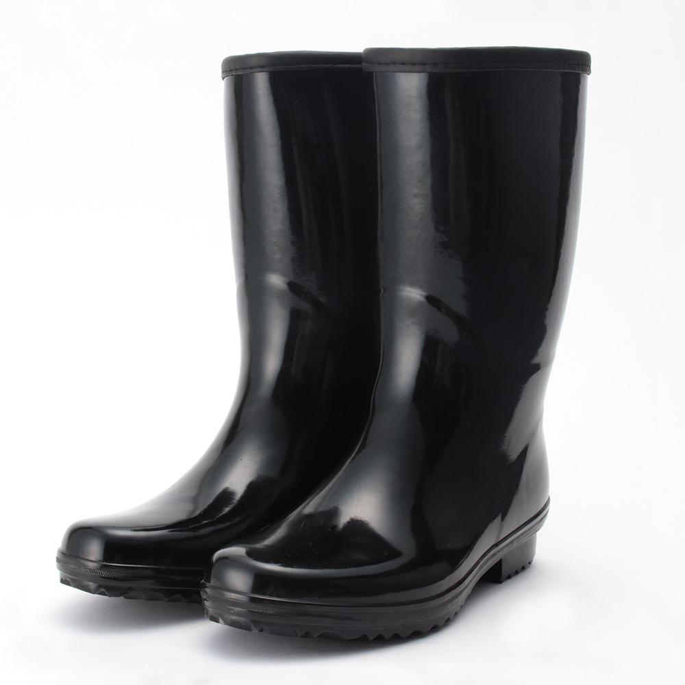 なみ底軽半長靴 26.0cm