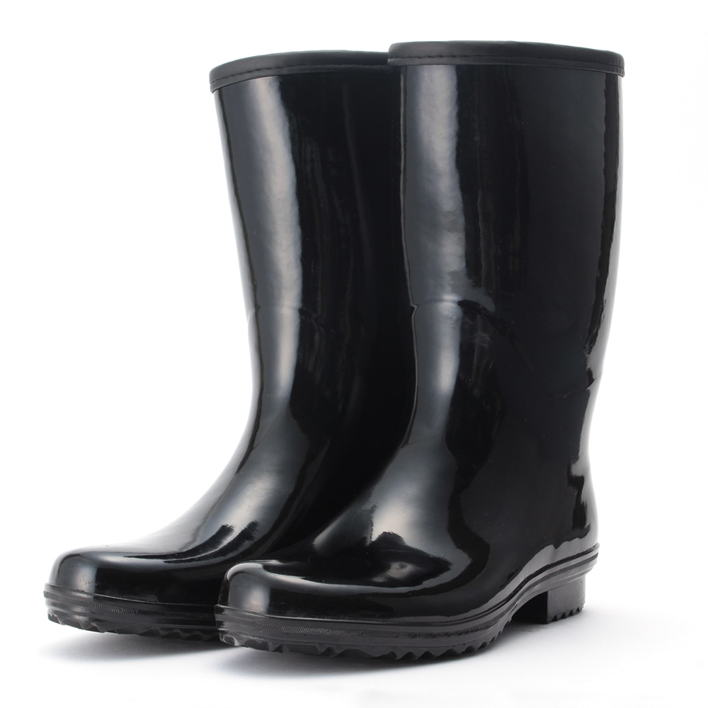 なみ底軽半長靴 27.0cm