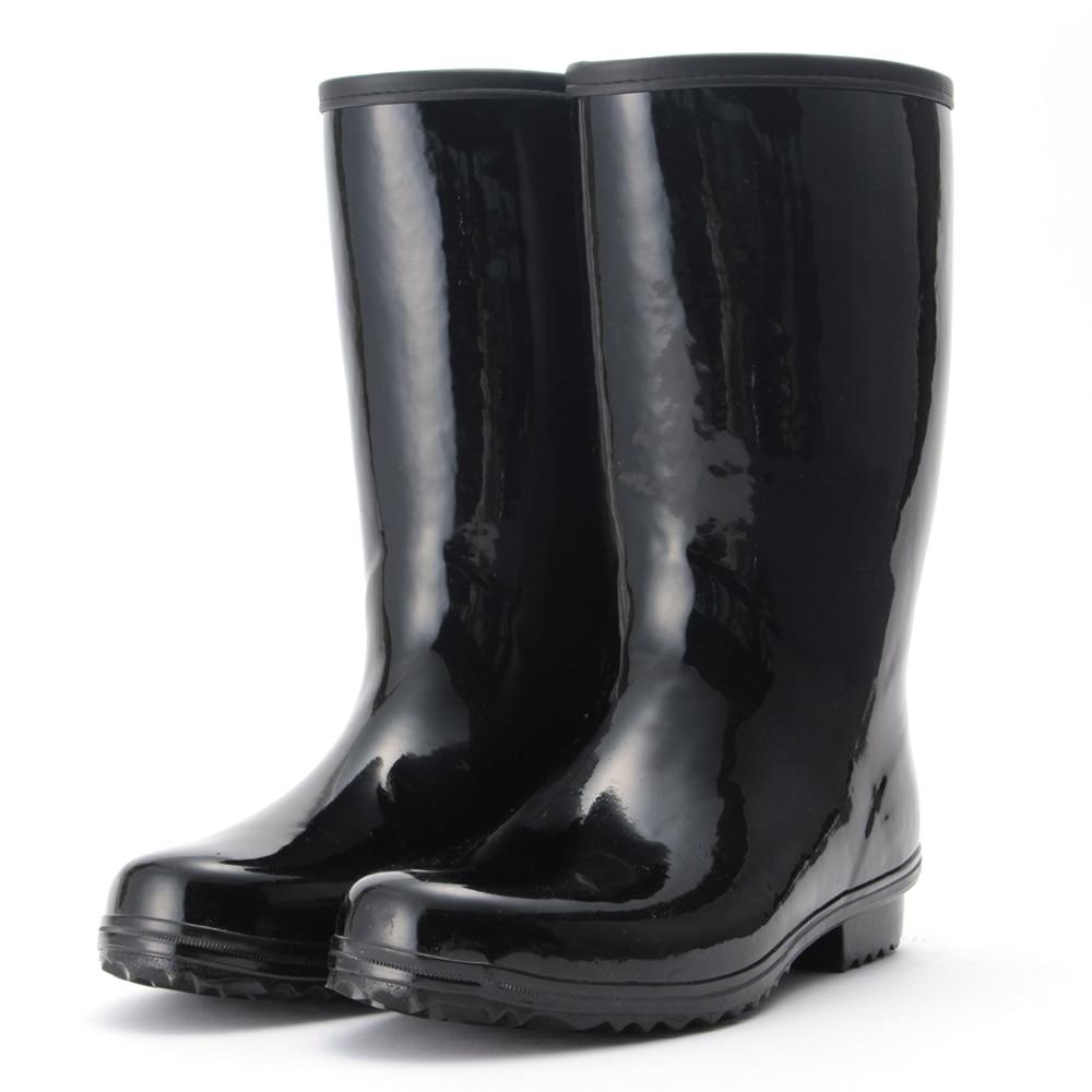 なみ底軽半長靴 28.0cm