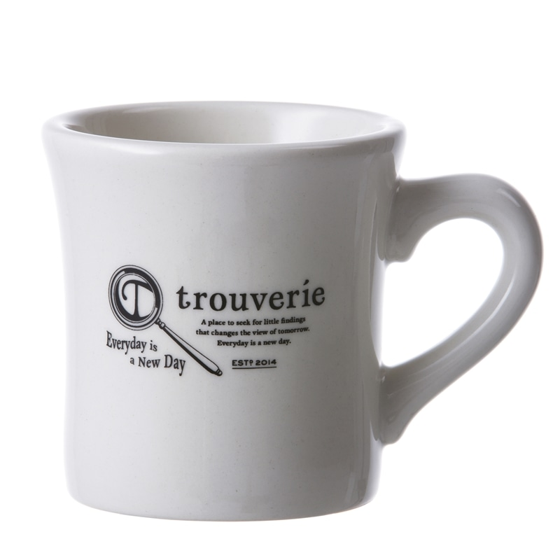 【trv】trouverieマグ アルパカ 270ml