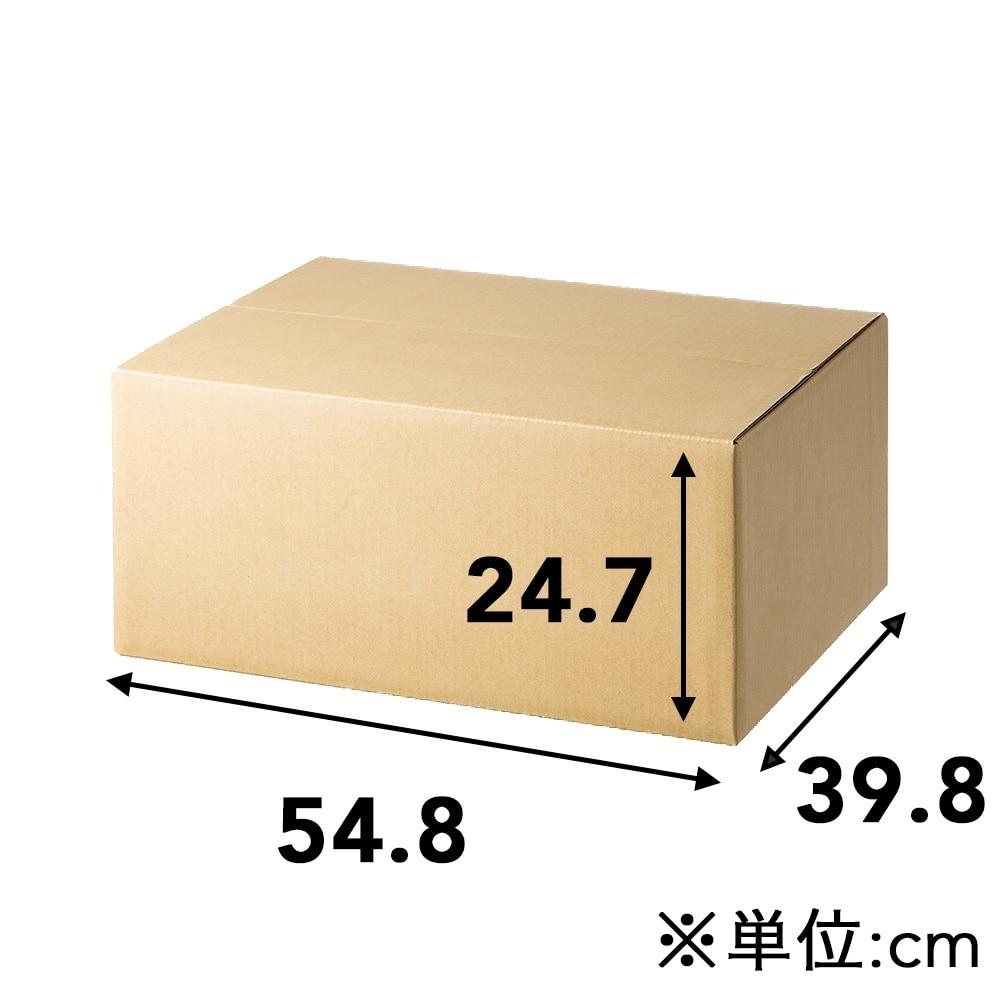 120サイズ 高さ調節できる段ボール L