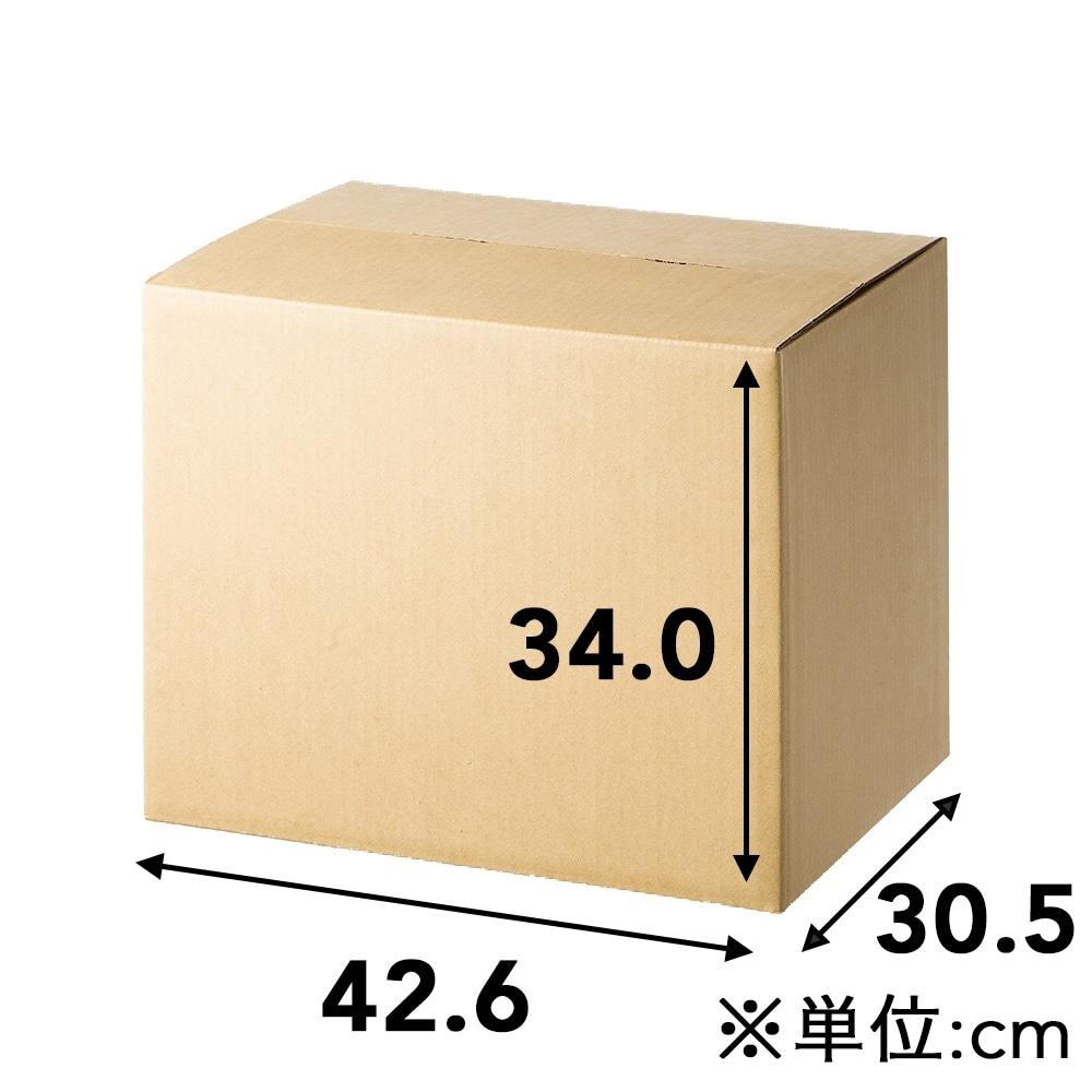 120サイズ 高さ調節できる段ボール M-1