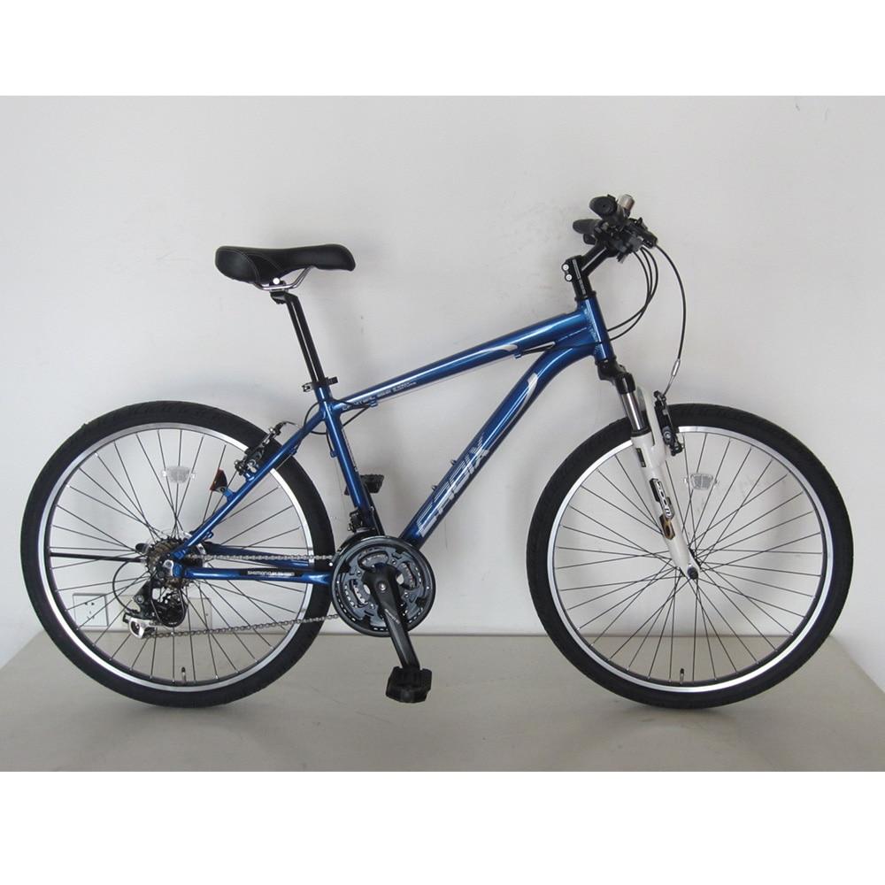 【自転車】マウンテンバイク クロア CROIX 26インチ ブルー