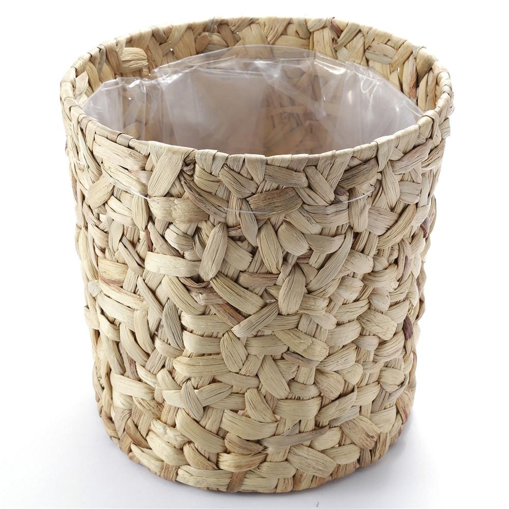 【trv】ウォーターヒヤシンス鉢カバーLLサイズ 28cm