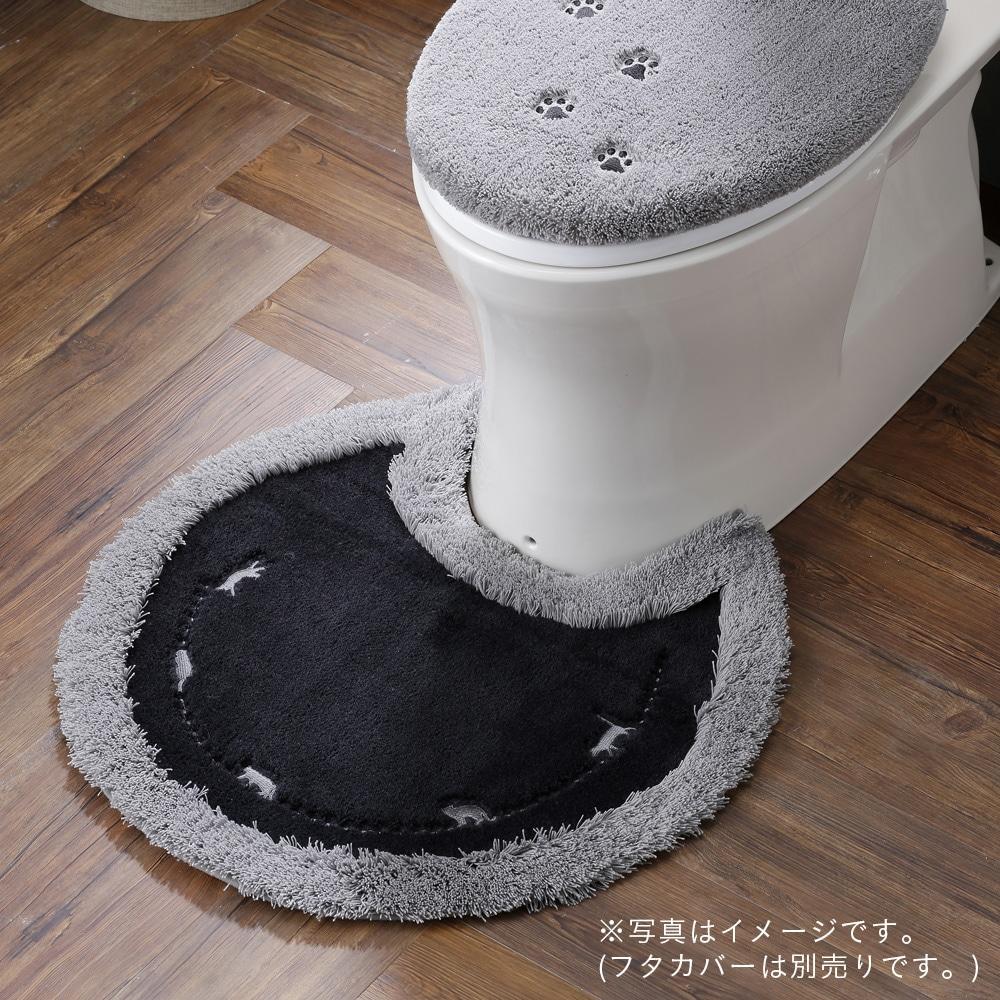 トイレマット ネコ