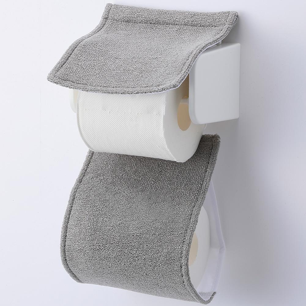 カバー トイレット ペーパー ホルダー