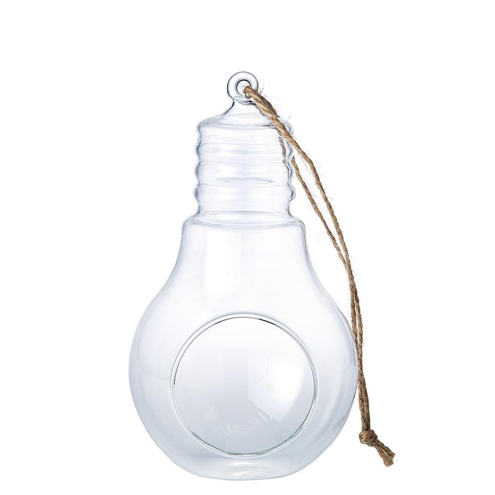 【trv】ハンギングガラス バルブ型L